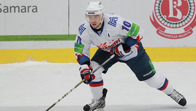 «Металлург» поборется вфинале плей-офф КХЛ спетербургским СКА