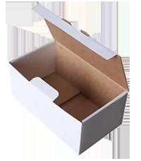 картонная коробка сложная высечка