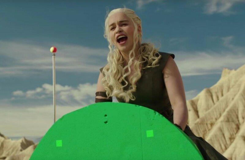 Смешное видео неудачных дублей «Игры престолов» (6 сезон)