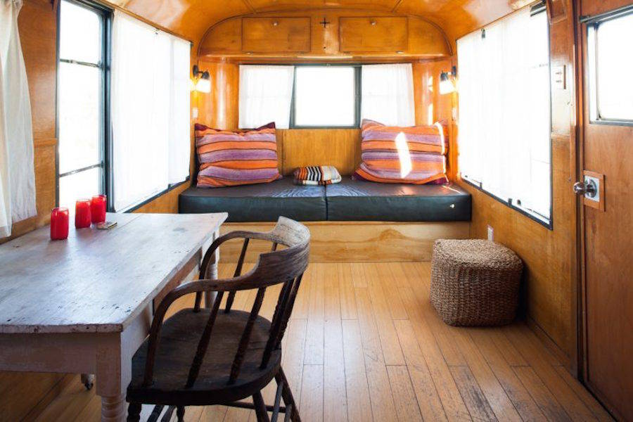 Unexpected Nomadic Hotel in Texas