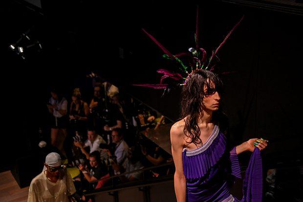 #NYFW Gypsy Sport SS17 Backstage