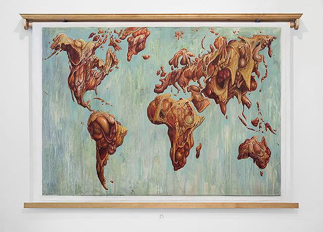 Michael Kerbow Paintings