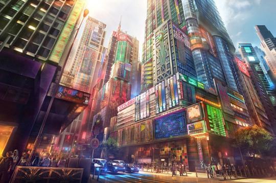 Stunning Concept Art by Jonas De Ro