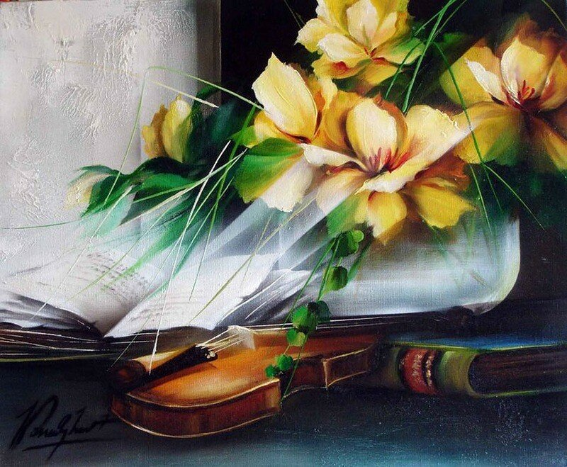 Мелодия для любимой. Raymond Poulet