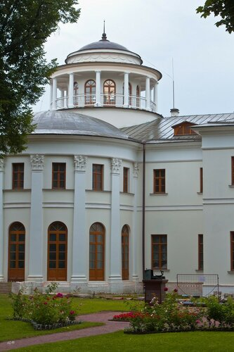 The main house manor Ostafyevo