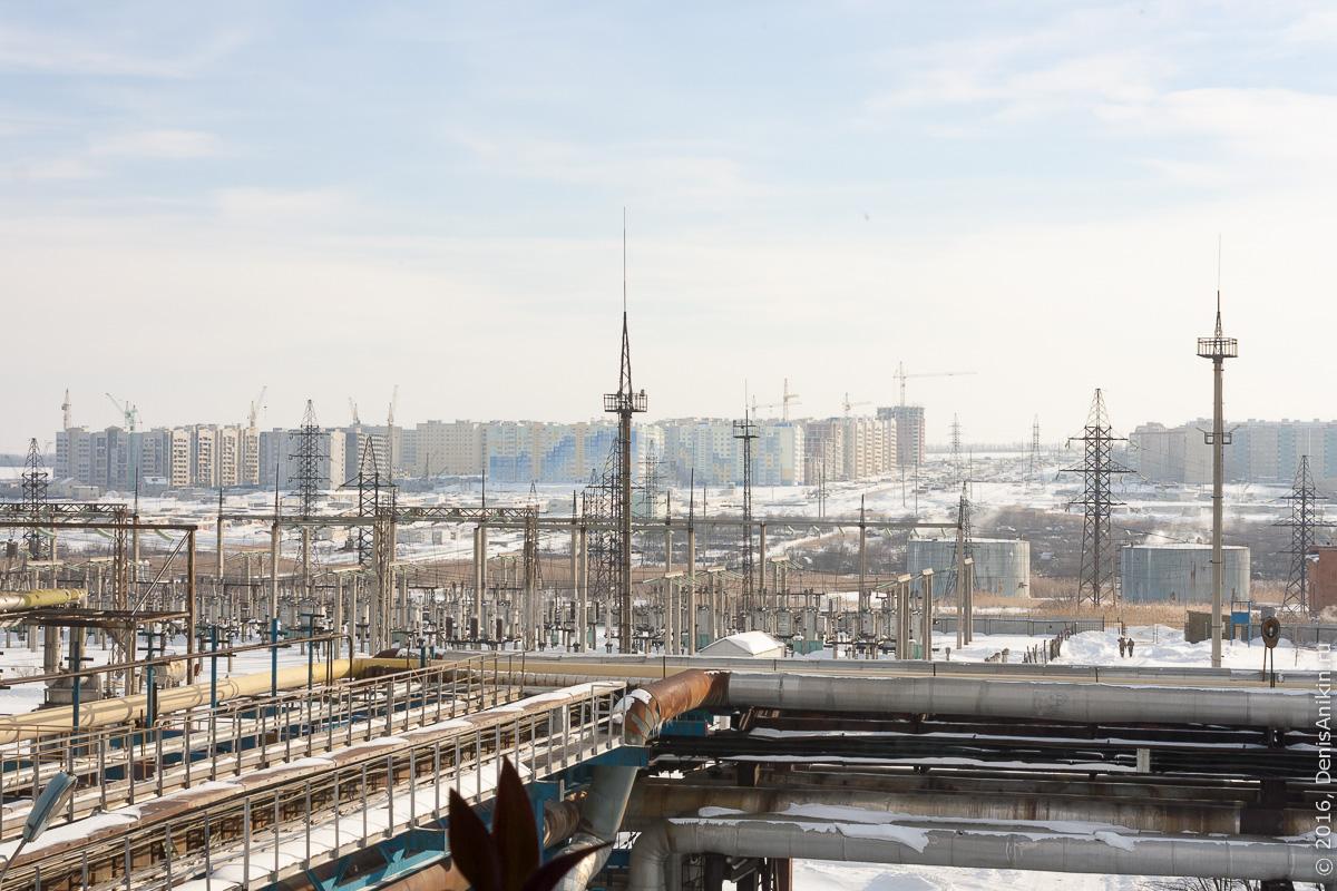 Саратовская ТЭЦ-5 фото 26
