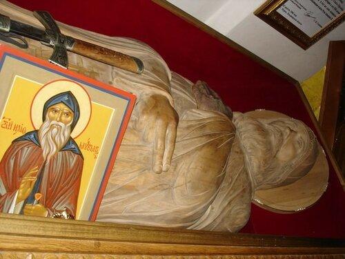 Преподобный Илья Муромец