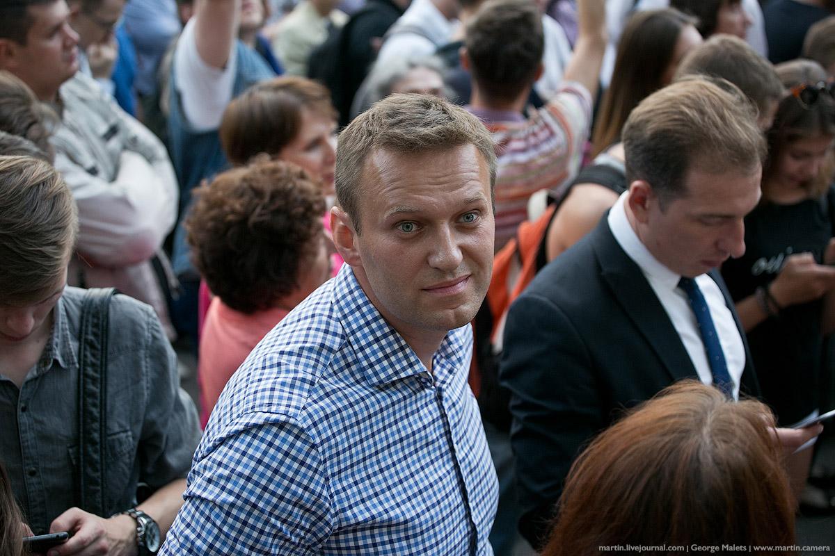 ЕСПЧ присудил Навальному €63 тысячи за задержания в 2012-2014 годах