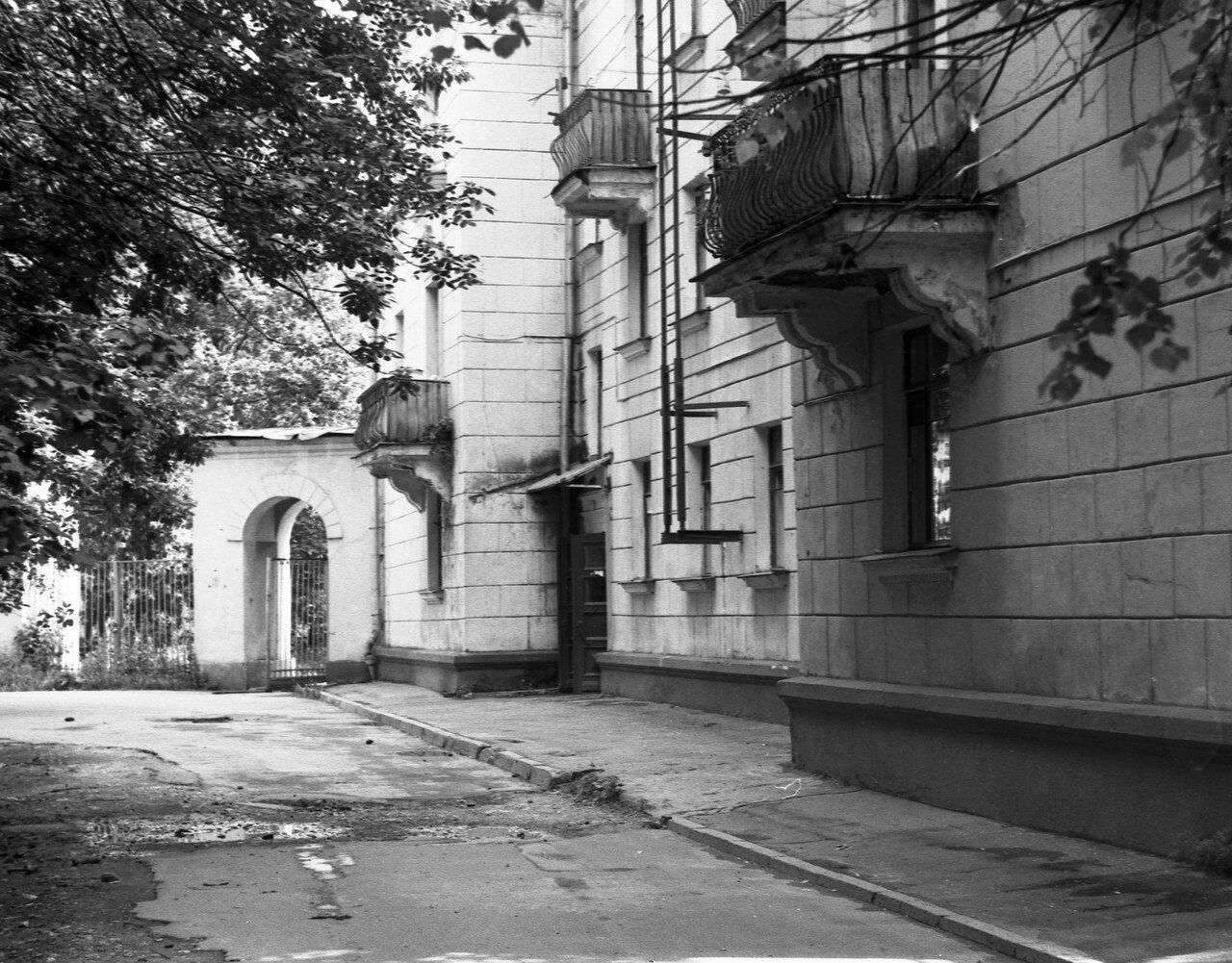 1978. Средняя Первомайская улица, дом №7