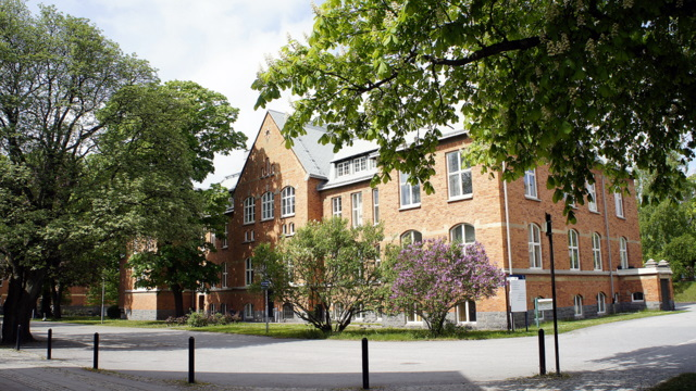 медицинский факультет, Стокгольм