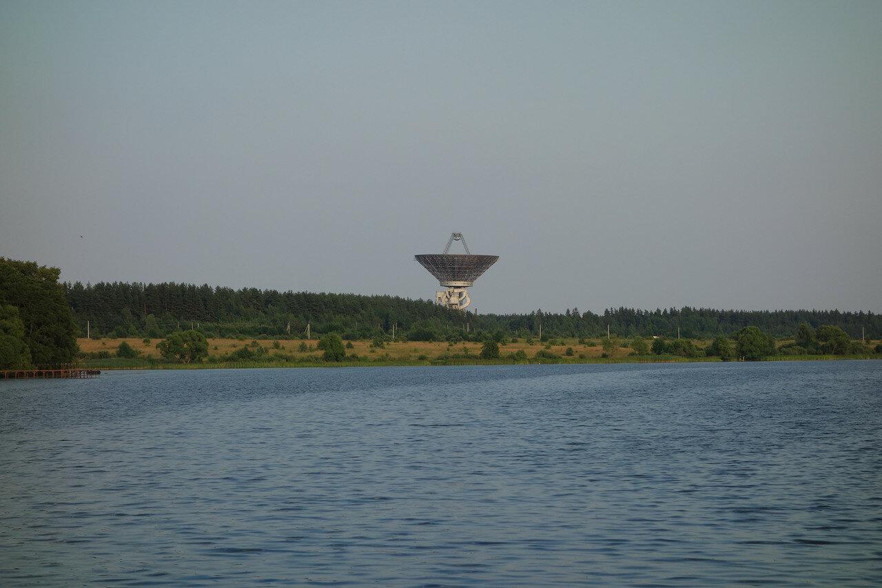 радиотелескоп РТ-64 (ТНА-1500)