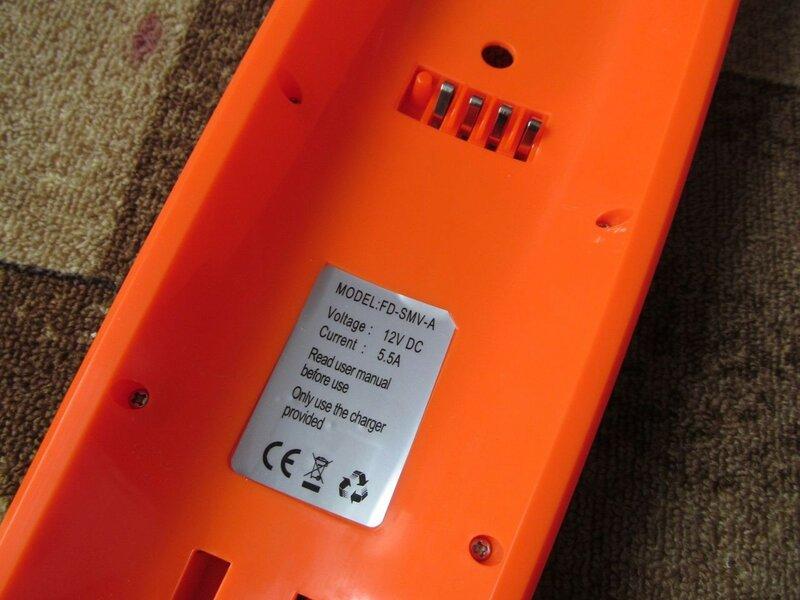 GearBest: Вертикальный беспроводной пылесос «2-в-1» FortuneDragon FD-SMV