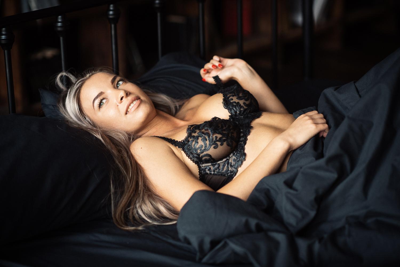 Lady in black / Шабурова Лиза