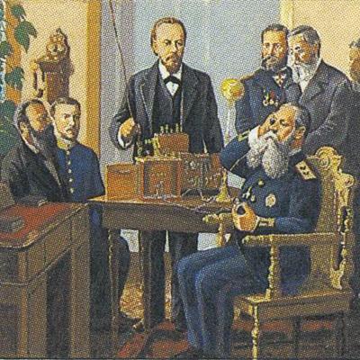 7 мая 1895 - День радио
