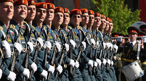 Вооруженные силы России!