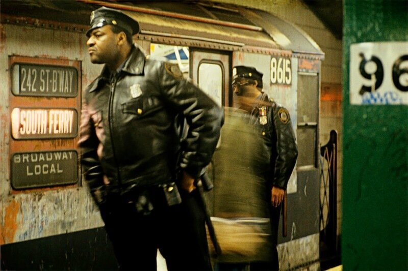 Как выглядело в 1980 х годах метро Нью Йорка (фотографии)