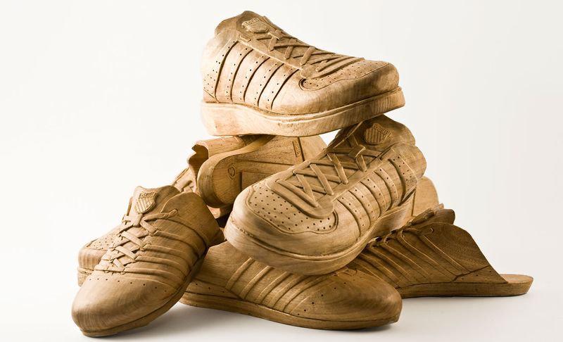 Эту обувь вряд ли удастся надеть на пробежку, зато она сможет стать отличным дополнением необычн