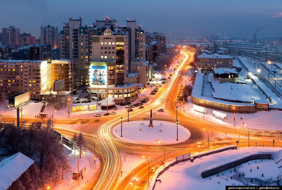 54. Улица Нарымская.