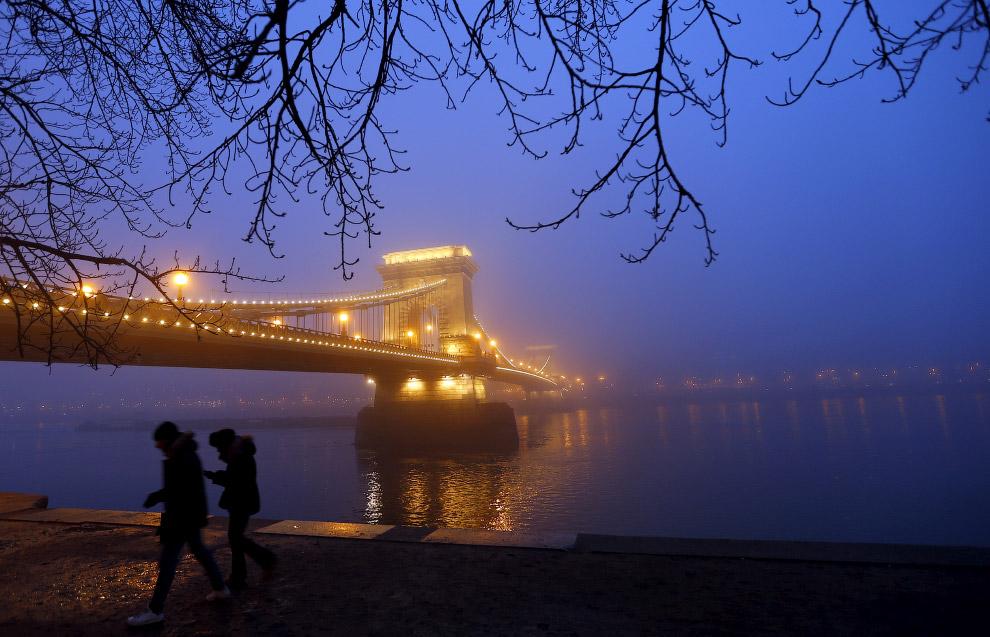 Существует стереотипное представление, что Лондон постоянно окутан плотным туманом. На самом де
