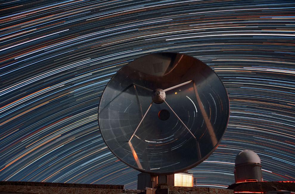10. Туманности Омар и Кошачья лапка — самый детализированный снимок космических метаморфоз.