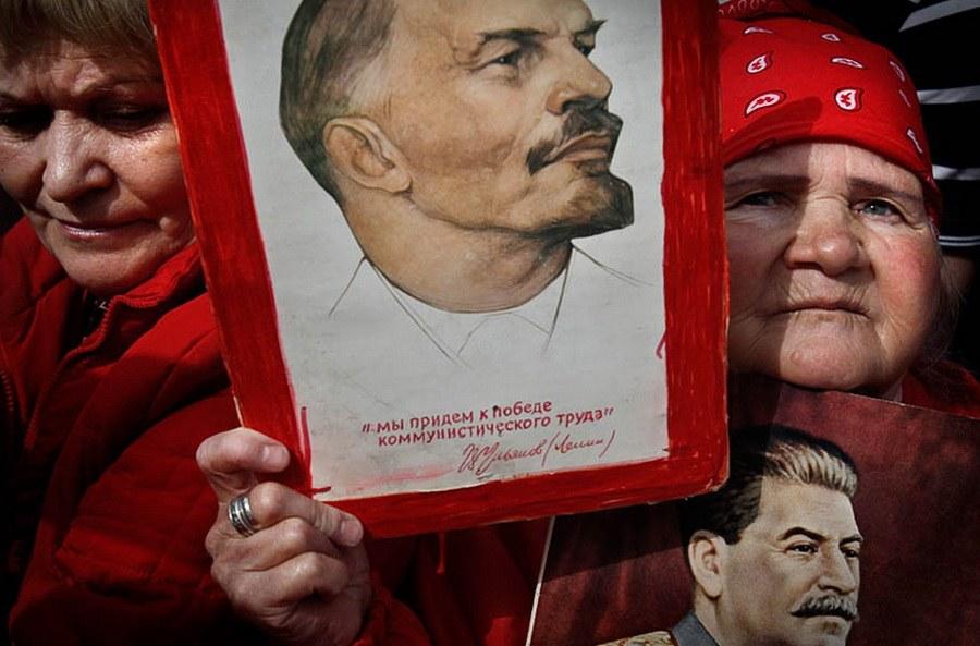 Акция протеста в Москве: