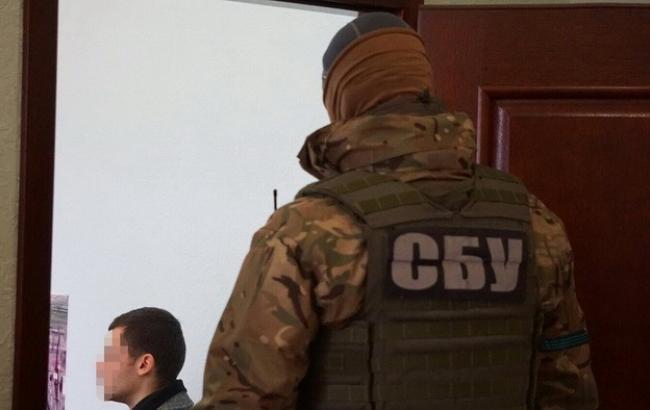 СБУ проводит обыски вморском терминале, принадлежащем предпринимателю РФ