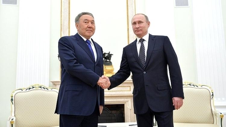 Руководства Казахстана и РФ утвердили концепцию последующего сотрудничества накомплексе «Байконур»