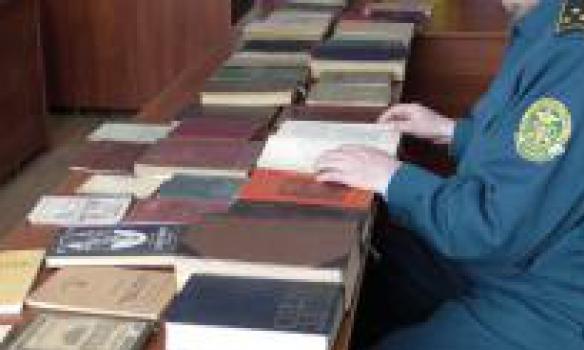 68 старинных книг хотели вывезти изУкраины вПольшу