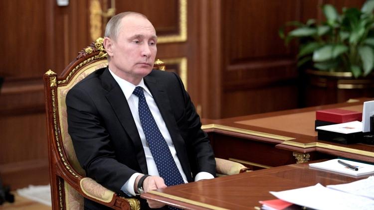 Путин создал новейшую должность в государственной думе