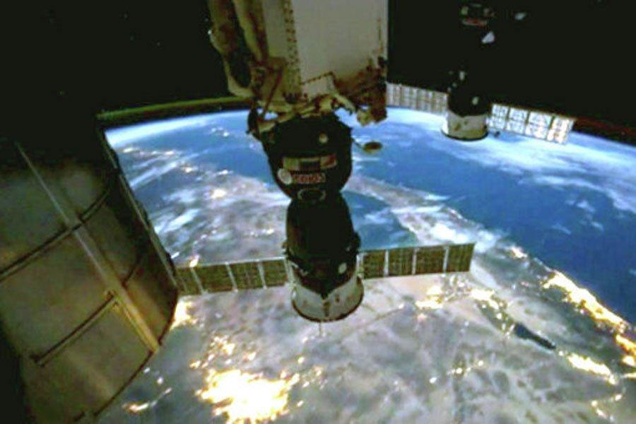 Космический грузовой автомобиль «Прогресс МС-03» затопят вокеане 31января