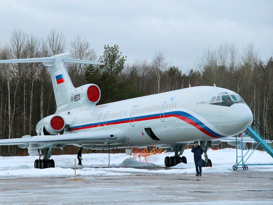 СМИ узнали предварительные результаты расследования катастрофы Ту-154 под Сочи