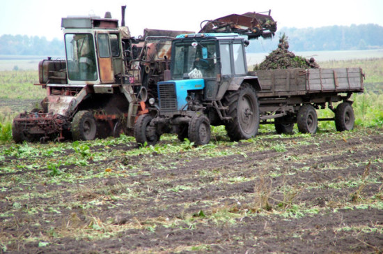 РФ врамках импортозамещения произвела сельхозпродукции на $4 млрд