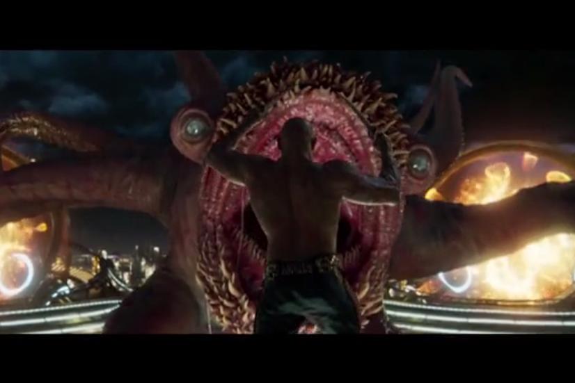 Marvel показала трейлер «Стражей Галактики 2» с ребенком Грутом