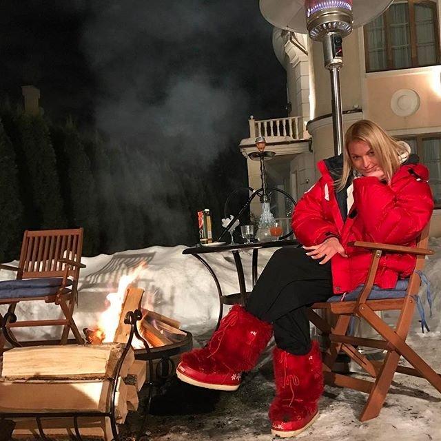 Волочкова записала свой 1-ый хит— Вдохновил триумф Бузовой