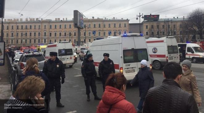 Трехдневный траур объявлен совторника вПетербурге