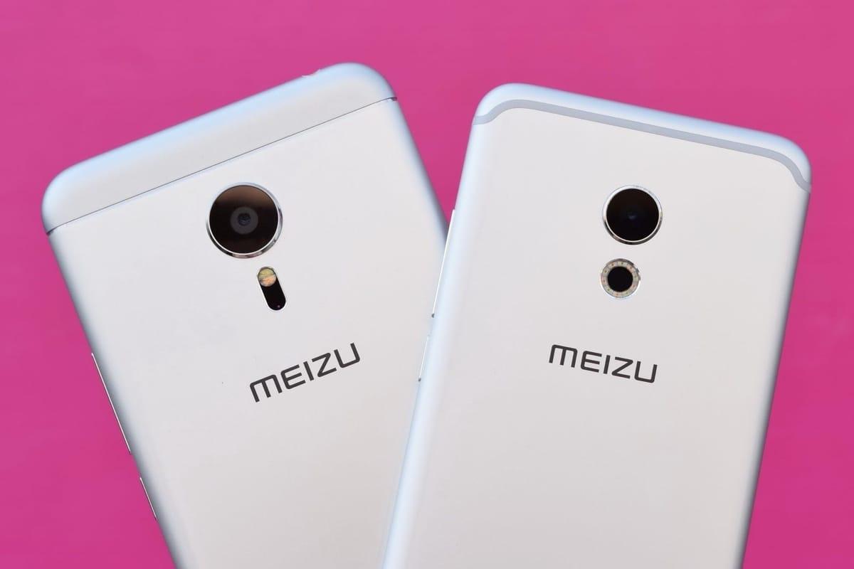 Винтернете появились рендерные изображения телефона Meizu Pro 7