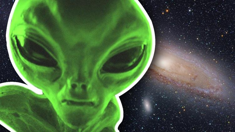 Американский ученый знает, где следует искать следы инопланетян