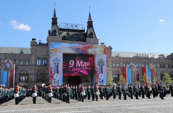 ВКС будет разгонять тучи над Москвой напротяжении суток