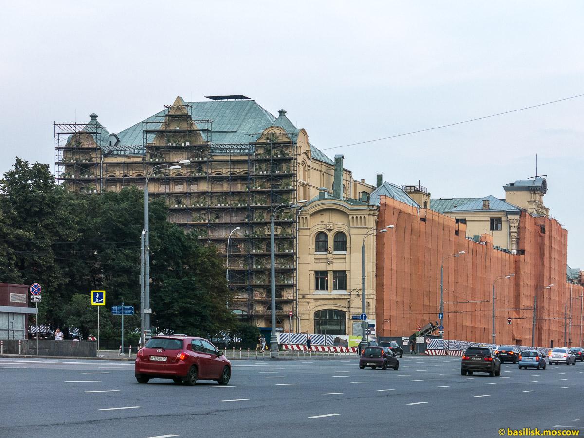 Центральный детский магазин. Лубянка. Июль 2016
