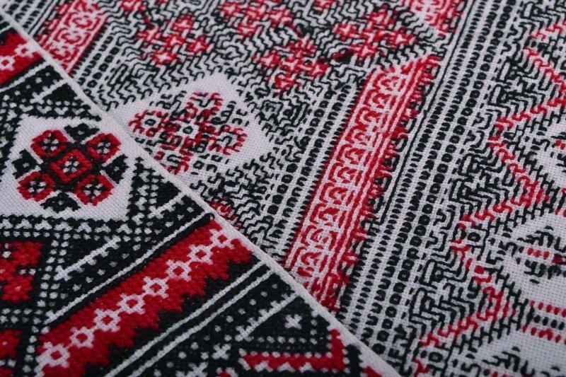 Рушник (шматок тканини для витирання)