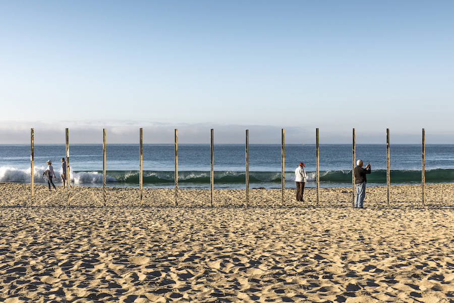 Majestic Installation Made of 250 Mirrors in California