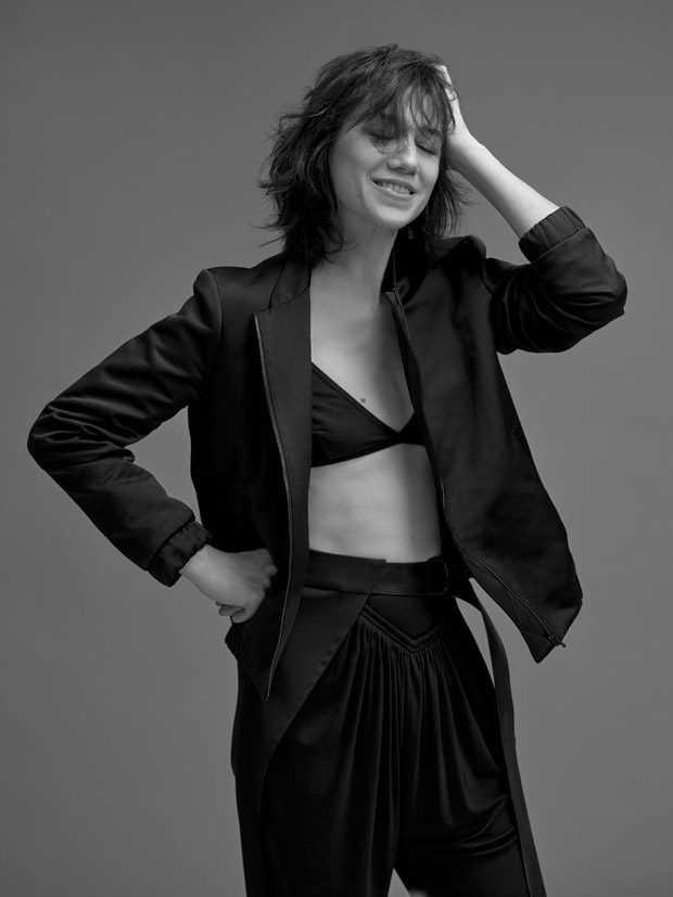 Charlotte Gainsbourg Stars in Madame Figaro Cover Story