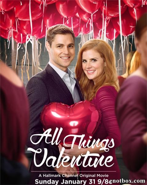 Все о дне святого Валентина / All Things Valentine (2016/HDTV/HDTVRip)