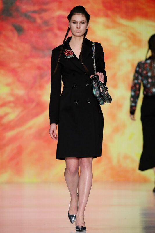34th Season of Mercedes-Benz Fashion Week Russia Day 2