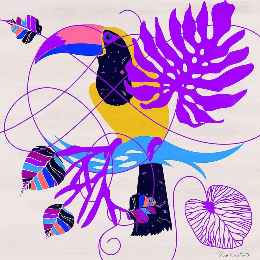 Beautiful Ethereal Digital Illustrations