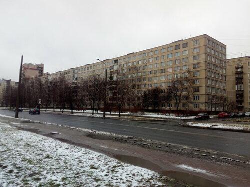 ул. Подвойского 24к1