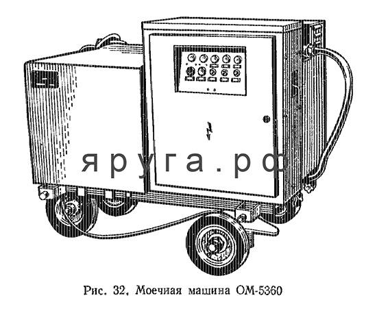 Моечная машина ОМ-5360