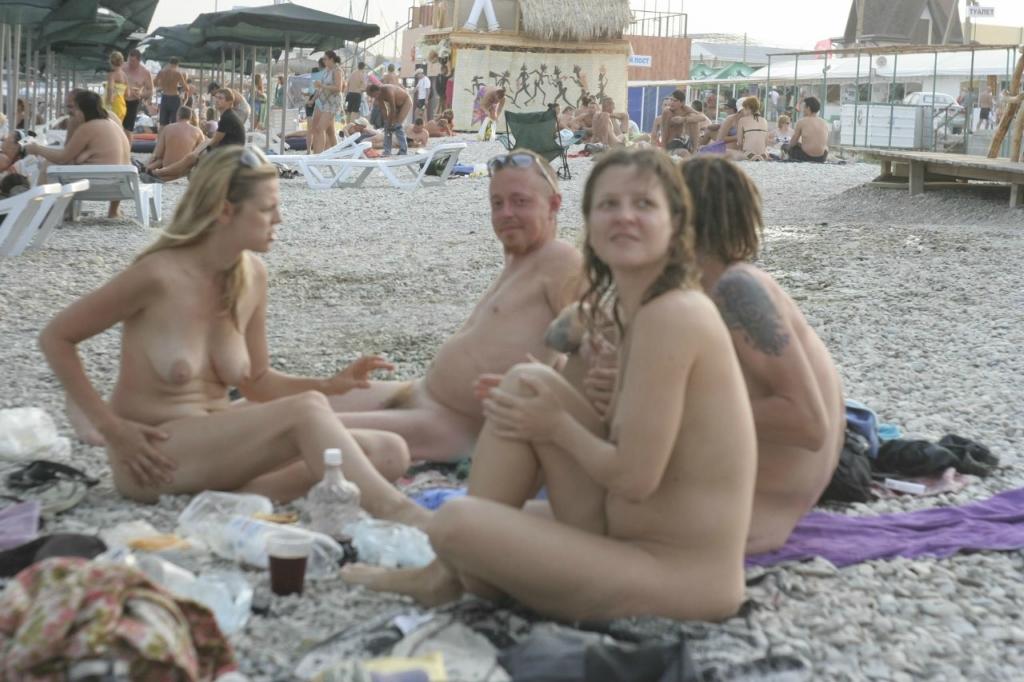 Beach Nudes #203
