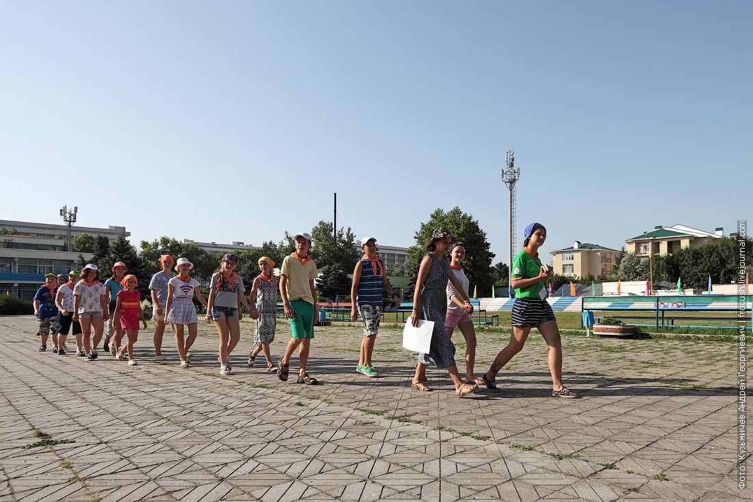 анапа лагерь олимпиец фотографии