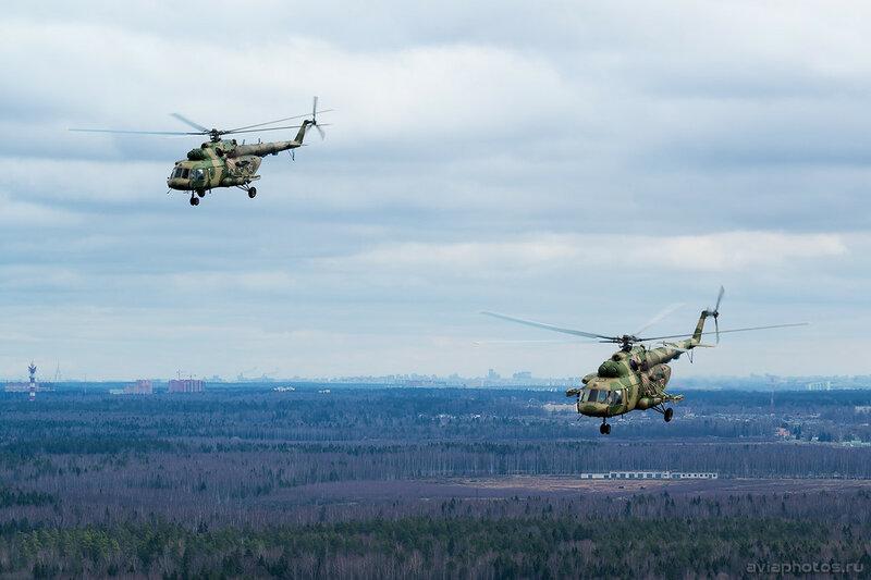 Миль Ми-8МТВ-5 ВКС России 214_D800362a